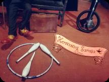 Circo: Sarasa… Sarasa… Cosas que pasan en la Plaza