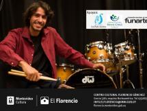 Taller de percusión con Mark Andrade