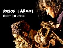 Pasos largos - Montevideo de las Artes en El Florencio