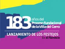 Festejos por los 183 años de la Villa del Cerro